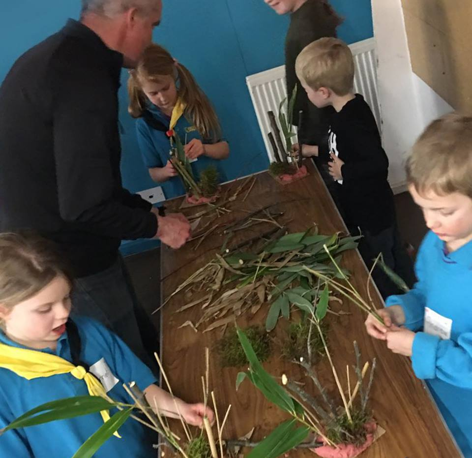 New Beaver colony opens for business